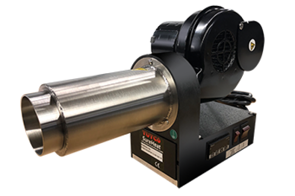 air heater blower  Skorpion Air Heaters image